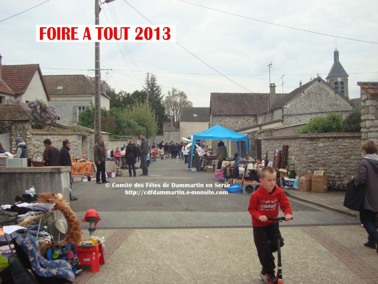 Vide grenier 2013 - Foire a tout 60 ...
